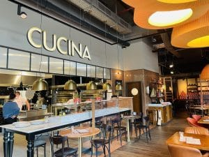 L'osteria Infinity Shopping